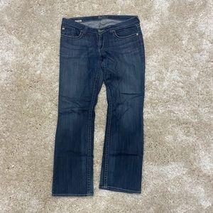 Big Star Maddie Boot Cut Jeans - Size 32L